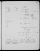 Edgerton Lab Notebook 15, Page 121