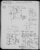 Edgerton Lab Notebook 16, Page 122
