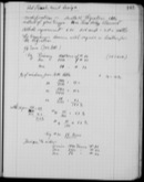 Edgerton Lab Notebook 19, Page 105