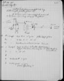 Edgerton Lab Notebook 20, Page 135