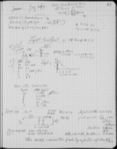 Edgerton Lab Notebook 25, Page 67