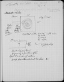 Edgerton Lab Notebook 25, Page 77