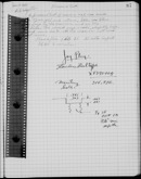 Edgerton Lab Notebook 26, Page 87