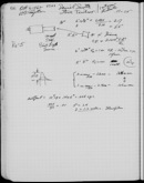 Edgerton Lab Notebook 27, Page 66
