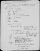 Edgerton Lab Notebook 31, Page 138