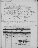 Edgerton Lab Notebook 33, Page 127