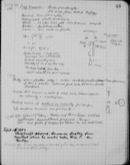 Edgerton Lab Notebook 34, Page 65