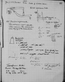 Edgerton Lab Notebook 34, Page 85