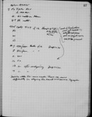 Edgerton Lab Notebook 34, Page 87