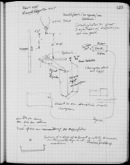 Edgerton Lab Notebook 35, Page 127