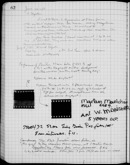 Edgerton Lab Notebook 36, Page 62