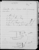 Edgerton Lab Notebook BB, Page 75