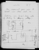 Edgerton Lab Notebook BB, Page 84