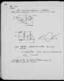 Edgerton Lab Notebook 10, Page 74