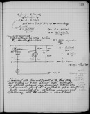 Edgerton Lab Notebook 17, Page 135