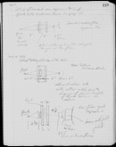Edgerton Lab Notebook 21, Page 119