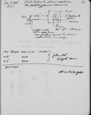 Edgerton Lab Notebook 31, Page 71