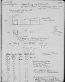 Edgerton Lab Notebook 31, Page 121